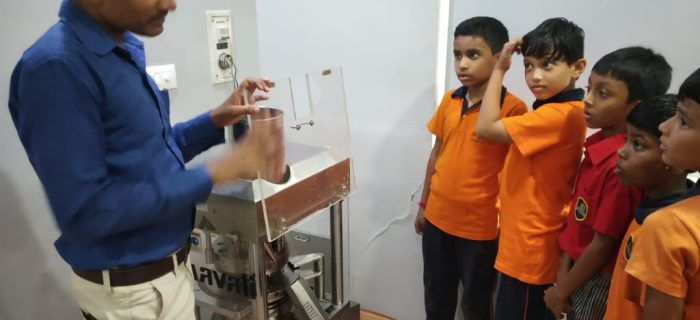 Science Week -3rd Day activity Lab visit