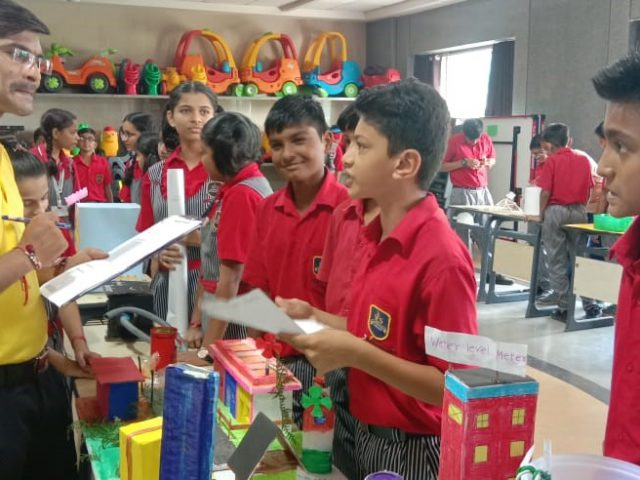 Science Week -5Th Day  Avishkar the Science Exhibition