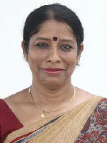 Ms. Anita Raji Thomas