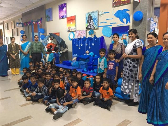 Blue day – 2019 Pre-Primary