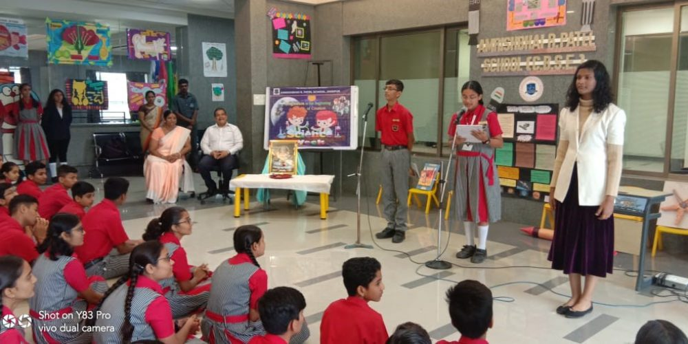 Science Week -Inaugural & 2nd Day