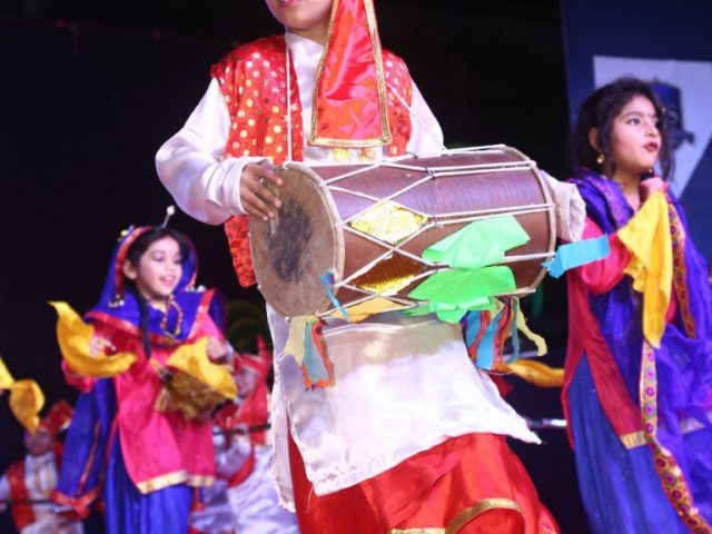Annual Function Pre-primary