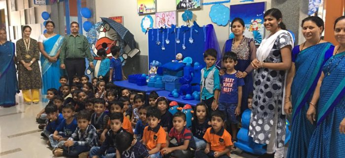 Blue day – 2019 Pre-Primary