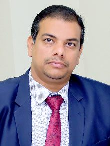 Mr. Nischal Nair